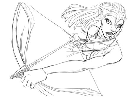 avatar coloring pages free avatar coloring pages printable