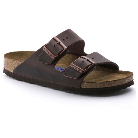 birkenstock habana leather arizona soft footbed leather habana birkenstock