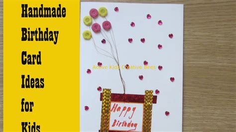 how to make a card at home how to make birthday cards at home greeting card