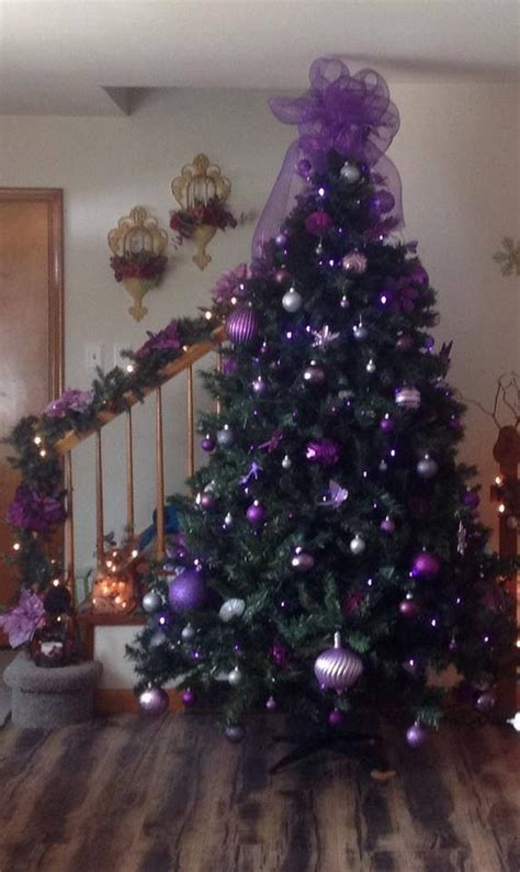 purple bows for trees 25 best ideas about purple tree on