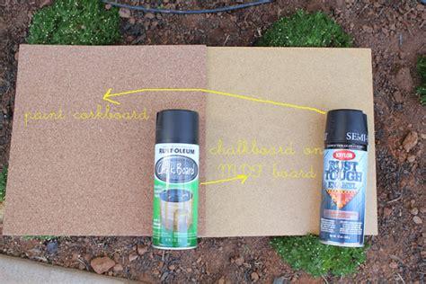 spray painting mdf board inspiration board diy inspired