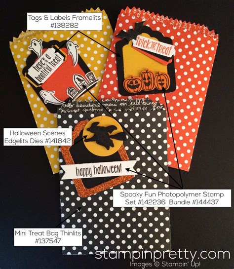 Stin Up Treat Ideas 28 Images Spooky Treat Bags Stin