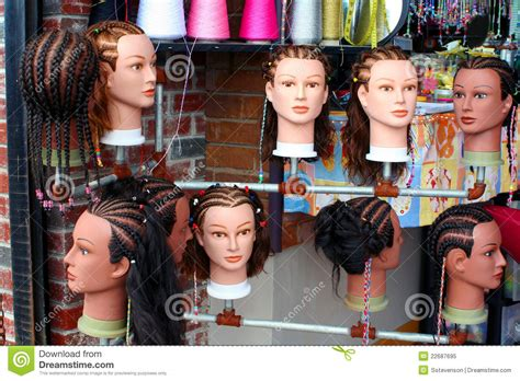 hairstyles to do on manikin hairstyles on mannequins royalty free stock photo image