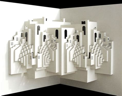 architecture crafts for stunning paper crafts from ingrid siliakus