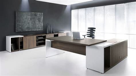 ultra modern office desk ultra modern white espresso desk ambience dor 233