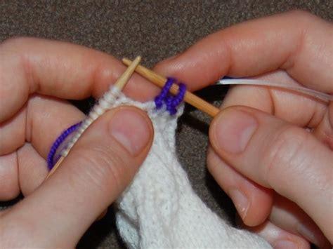 sewn bind knitting stretchy sewn bind knitting
