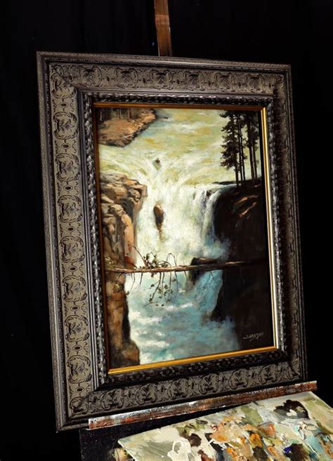 acrylic painting dvds jasper waterfall dvd acrylic painting lesson tim