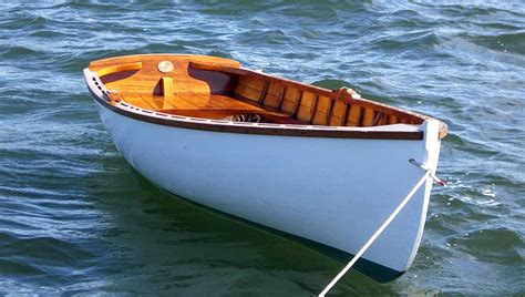 water craft for cottrell boatbuilding maine built wherries row sail boats