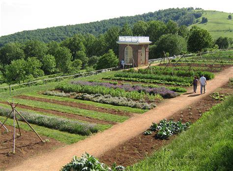 self sufficient vegetable garden episode 177 how jefferson gardened 171 the self