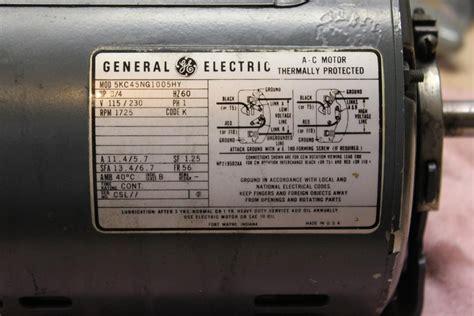 Gec Electric Motors by Ge Electric Motors Wiring Diagrams Wiring Diagram And
