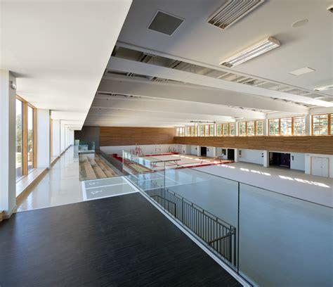 ara trio architectes salle des sports de benfeld