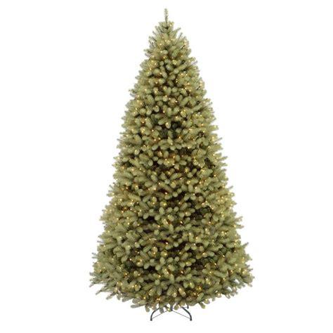 pre lit douglas fir tree national tree company 12 ft pre lit downswept douglas fir