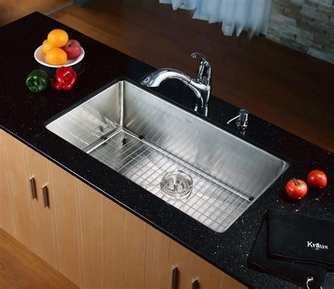 kitchen sink nyc kraus 32 inch undermount single bowl stainless steel