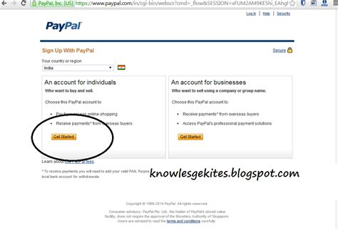 how to make a paypal account with debit card how to create paypal account without debit credit card step 2
