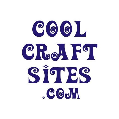 craft websites for cool crafter coolcraftsites