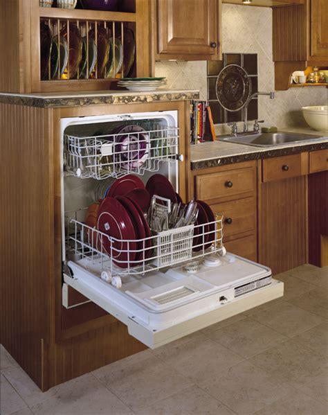 dishwasher kitchen cabinet active living accessories