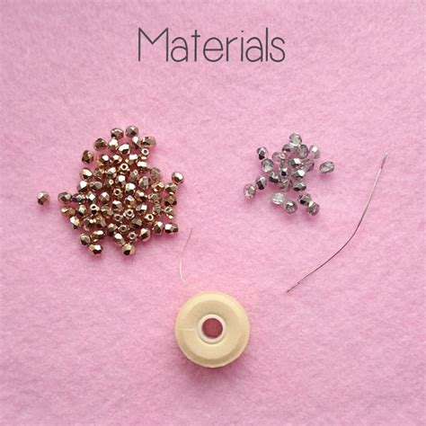 materials to make jewelry easter jewelry tutorial how to make a beaded