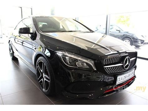 2017 Mercedes Cla250 by Mercedes Cla250 2017 4matic 2 0 In Selangor Automatic