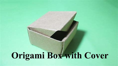 small origami box with lid small origami box with lid tutorial origami handmade