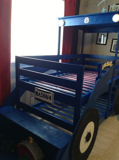 tractor bunk bed plans tractor bed ikea hackers ikea hackers