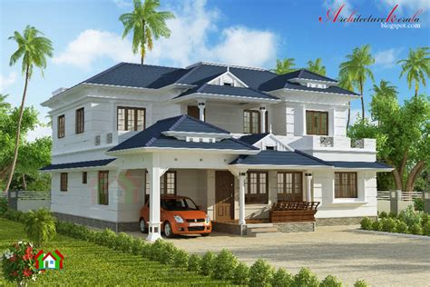 exterior house paint colors photo gallery in kerala home design traditional kerala home design architecture