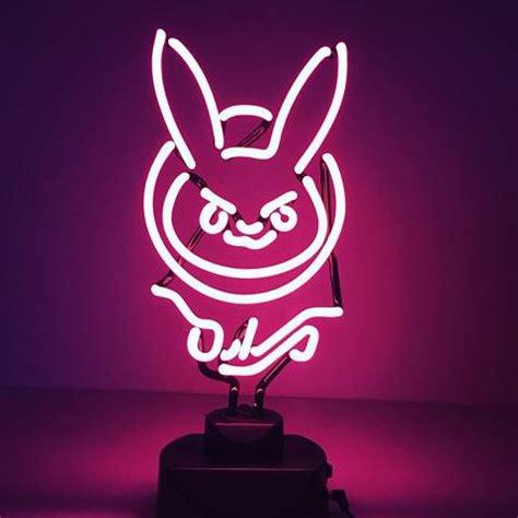 va lights overwatch d va neon light pre sale fanfit