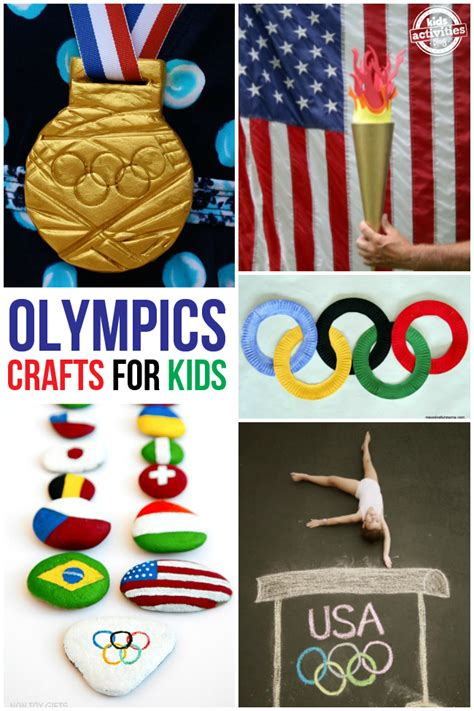 olympic crafts for olympics crafts for