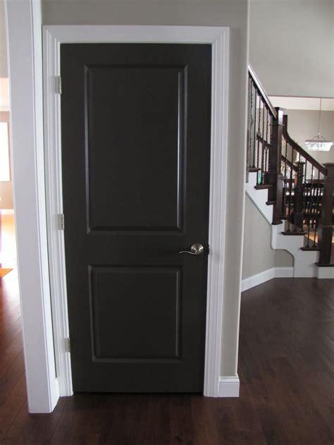 best paint for interior woodwork best 25 paint doors black ideas on black