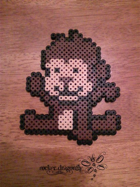 monkey pony bead pattern 993 best images about perler bead on