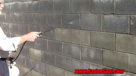 sealing cracks in basement walls seal your basement or driveway permanently