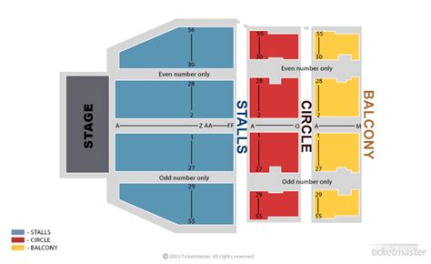 opera house theatre blackpool seating plan bananarama platinum tickets blackpool opera house 13 11 2017