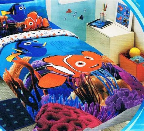 finding nemo comforter set disney finding nemo nemo dory single bed quilt