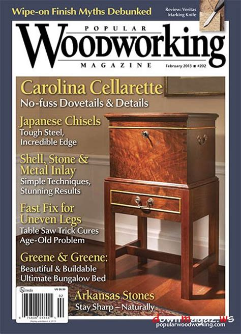 what is the best woodworking magazine popular woodworking 202 187 pdf magazines