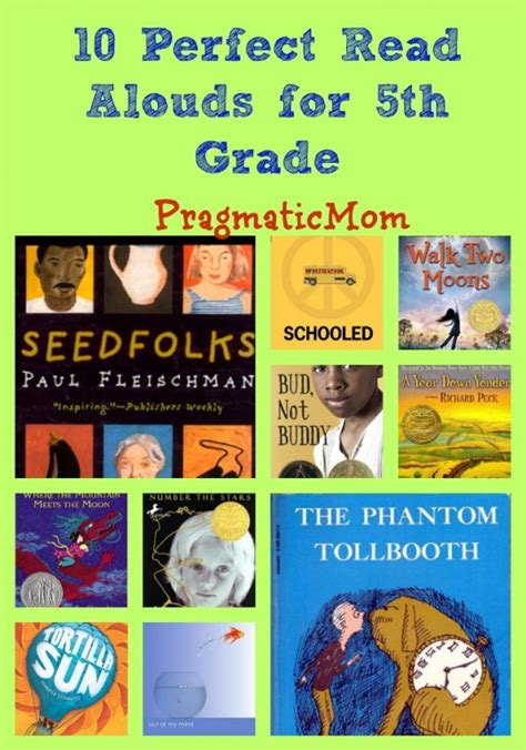 picture books to read 10 read alouds for 5th grade pragmaticmom
