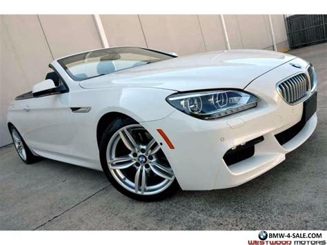 2013 Bmw 650i Convertible by 2014 Bmw 6 Series 650i Convertible M Sport Edition