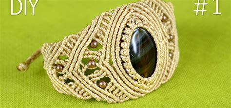 how to make macrame jewelry how to make a macrame bracelet with 171 jewelry