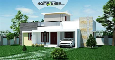 house designes low cost 2 bhk indian house design for 971 sqft indian