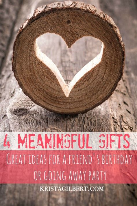 meaningful gift ideas 20 ideas to choose a great gift for your best friend
