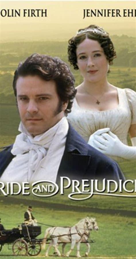 pride and prejudice pride and prejudice tv mini series 1995 imdb