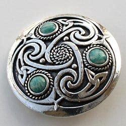 celtic crafts for jm crafts celtic jewellery gt celtic brooches gt triskele
