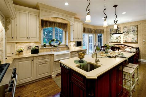 traditional kitchens designs traditional kitchen design ideas
