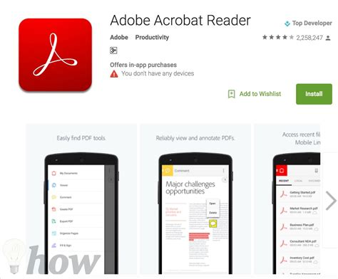 Top 5 Best Free Pdf Reader Apps For Android To View Pdf