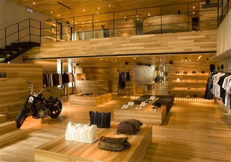 home design showroom retail design showroom in wood