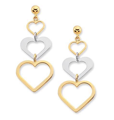 earrings design 15 gold earrings designs mostbeautifulthings