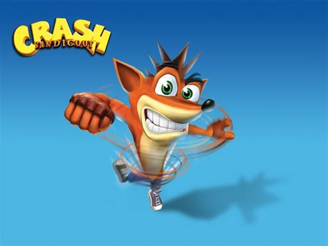 crash bandicoot crash bandicoot images crash bandicoot hd wallpaper and