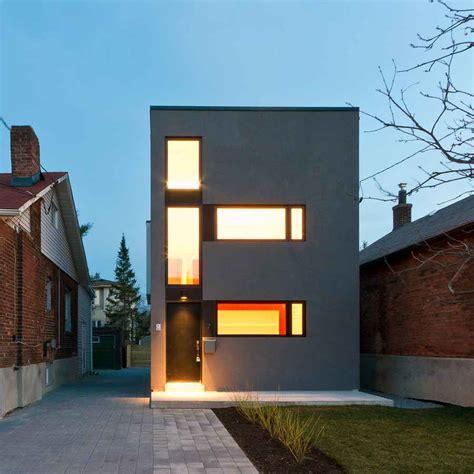 Multi Family Home Floor Plans toronto houses residences in ontario e architect