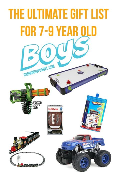 cool gifts for a 12 year boy the ultimate list of best boy gifts for 7 9 year boys