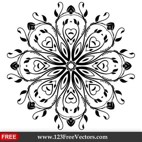 design a ornament flourish vector ornament design 123freevectors