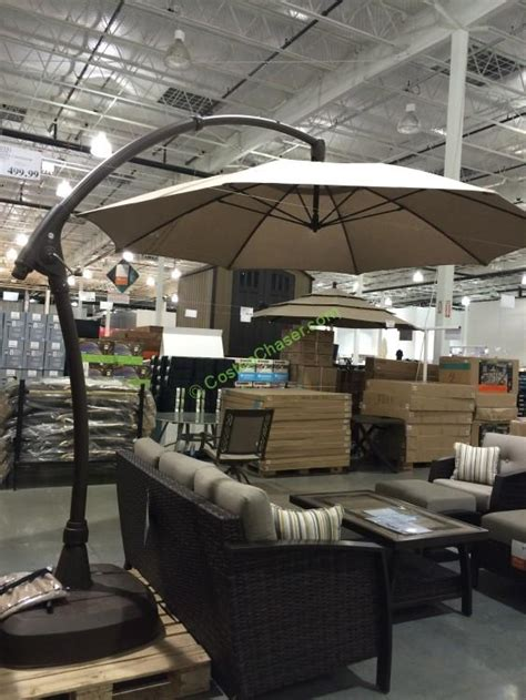 costco patio umbrellas costco patio umbrella acanthus and acorn outdoor room