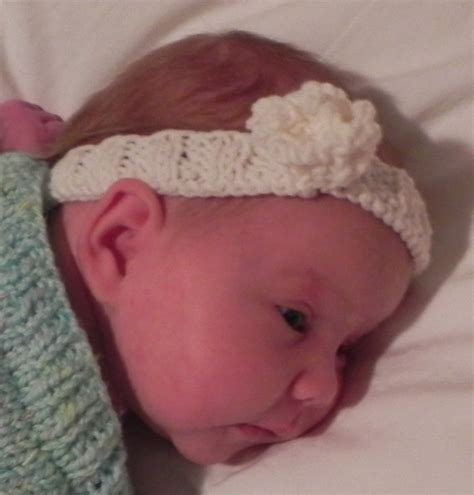 how to knit baby headbands patterns knit baby headband patterns a knitting